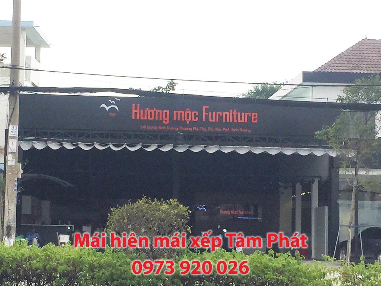 mai hien mai xep Binh Duong