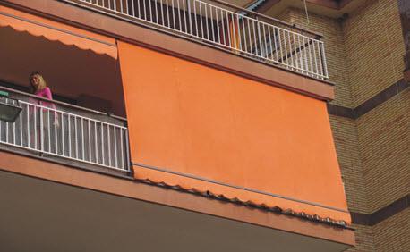 chiếc bạt che nắng mưa - nơi góc ban công cho ngôi nhà của bạn